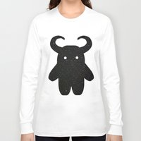 taurus Long Sleeve T-shirts featuring Taurus by Leandra Lilly Dreyer