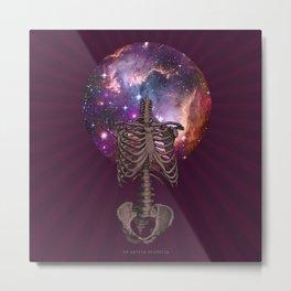 ex astris scientia II Metal Print