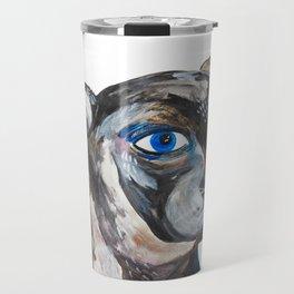 The grey Travel Mug