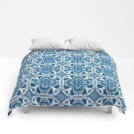 Pugs Tiles Comforters