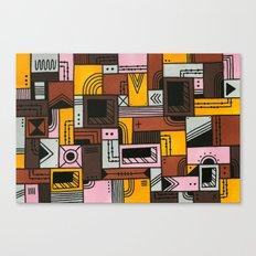 Charlie Canvas Print