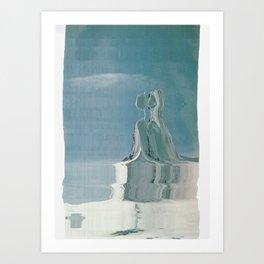 Mountain 3 Art Print