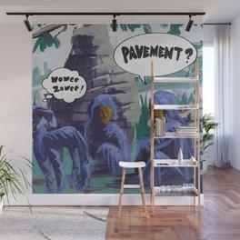 Pavement - Wowee Zowee! Wall Mural