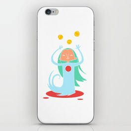 Super Hero 6 iPhone Skin