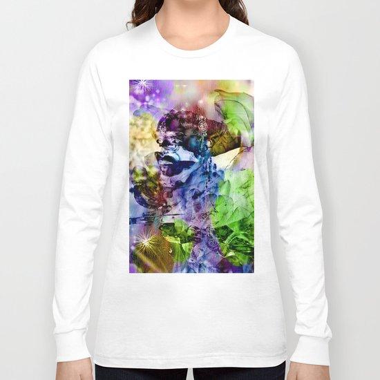 Oriental Dream of Beauty Long Sleeve T-shirt