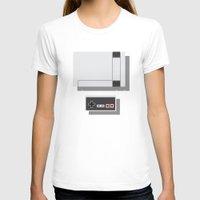 nintendo T-shirts featuring Nintendo by Di No