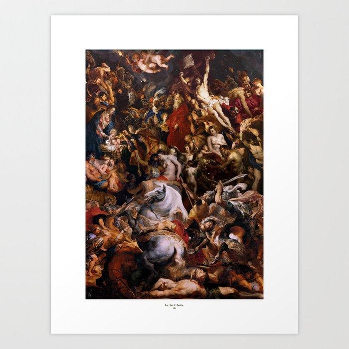 Re, Dei E Bestie Art Print