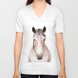 Horses Unisex V-Neck