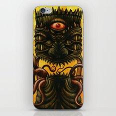 LovecrafTiki iPhone & iPod Skin