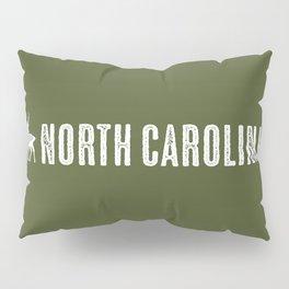 Deer: North Carolina Pillow Sham