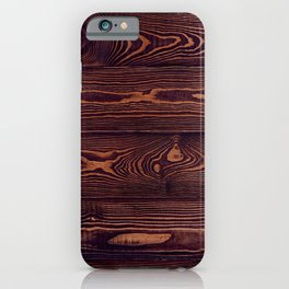 Hard Knock Western iPhone Case