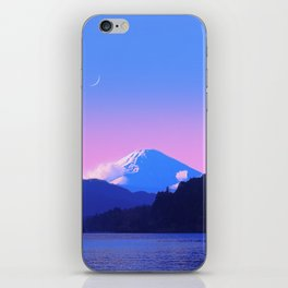 Mount Fuji Sunrise iPhone Skin