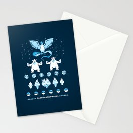 Such an Ice Sweater Stationery Cards