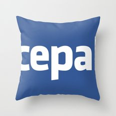 Facepalm Throw Pillow