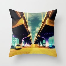 Under MacArthur Throw Pillow