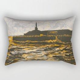 Aberystwyth War Memorial Rectangular Pillow