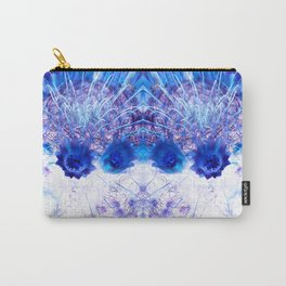 Crowning Flowers 2 Carry-All Pouch