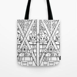 There will always be a secret garden Tote Bag