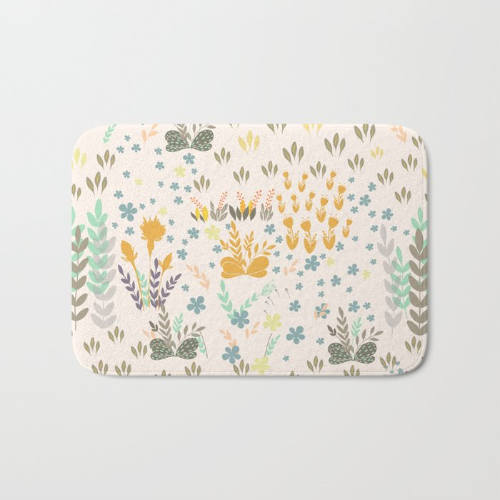 Amy Garden Bath Mat