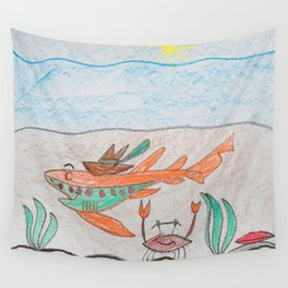 Bottom Dwellers Wall Tapestry