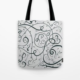 Light Abstract by Leslie Harlow Tote Bag