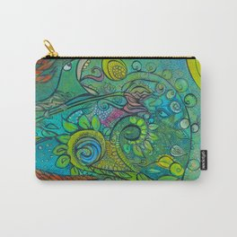 Sea Goddess 2 Carry-All Pouch