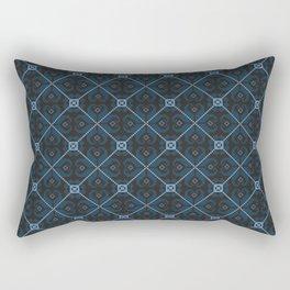 Bulgar Folk Art Rectangular Pillow