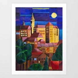 DoroT No. 0017 Art Print