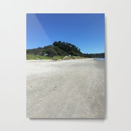 Waiheke Beach Metal Print