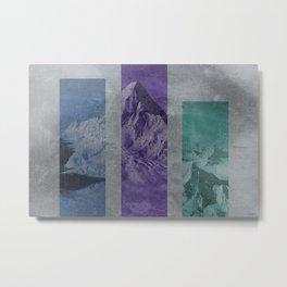 Peak Metal Print