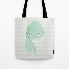 Squid of Sickly Tote Bag