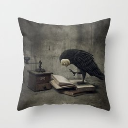 La receta Throw Pillow