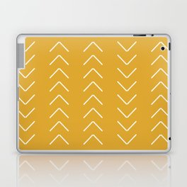V / Yellow Laptop & iPad Skin