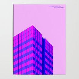 [INDEPENDENT] ATLAS TOWER - MOURAD BEN EMBAREK Poster