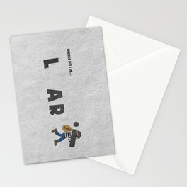 Liar Stationery Cards