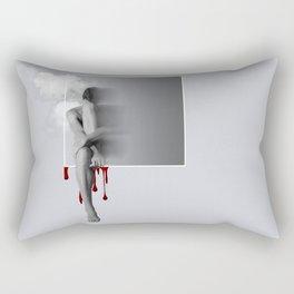 male nude art  Rectangular Pillow