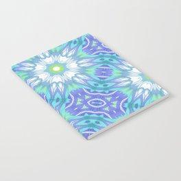 Star Flower Notebook