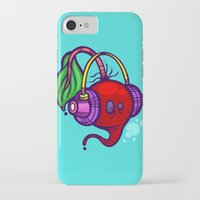 fat iPhone & iPod Cases featuring Fat Beets by Artistic Dyslexia