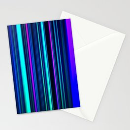 Deep Ocean LED Sculpture Light Painting Stationery Cards