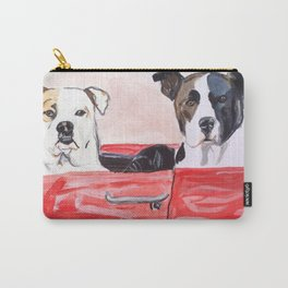 Your Dogs Mug Carry-All Pouch