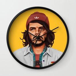 Hipstory - che guevara Wall Clock