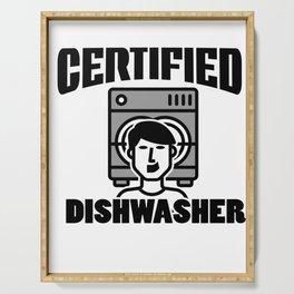 Dishwasher Serving Tray