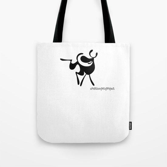 Dog 3 Tote Bag