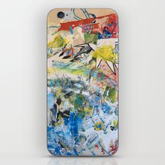 LION (Guernica) iPhone Skin