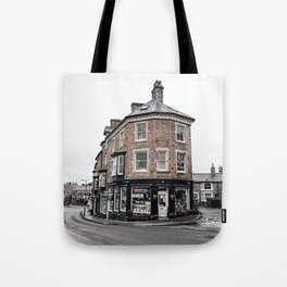Book shop in Buxton Tote Bag