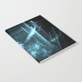 Shattered Glass Notebook