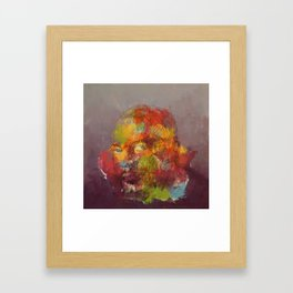 Ayers Framed Art Print