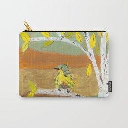 Little Bird Pillow Carry-All Pouch