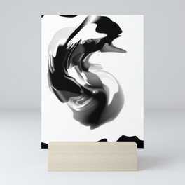 Ink Blot 12 Mini Art Print