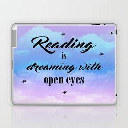 Reading is Laptop & iPad Skin